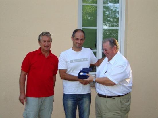 Olivier Récompensé