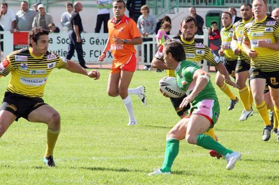 Amicale des arbitres, Péchabou (31), Juillet 2011